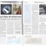 Pressebericht Veldner Zeitung 12/2007 - Scan aus Zeitung