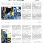 Pressebericht Rosegger Nachrichten 12/2009 - Scan aus Zeitung