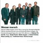 Pressebericht Draustädter 11/2010 - Scan aus Zeitung