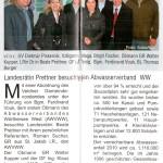 Pressebericht Der Rosentaler 11/2010 - Scan aus Zeitung