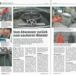 Pressebericht Kärnten Journal 05/2011 - Scan aus Zeitung