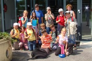 Volksschule Rosegg, 16.06.09