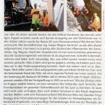 Pressebericht Neue Veldner Zeitung 05/2019 - Scan aus Zeitung
